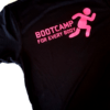 t-shirt bootcamp