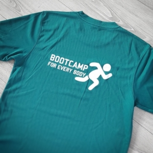 t-shirt bootcamp for every body